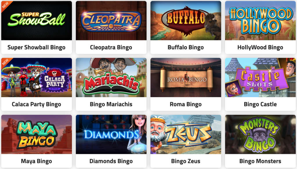 Bingo en Luckia España