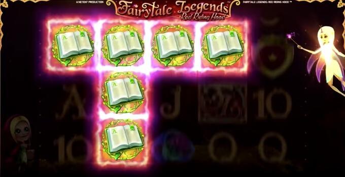 características juego fairytale legends red riding hood