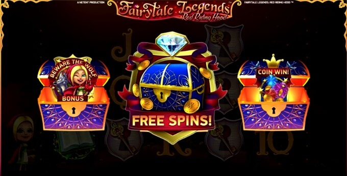 free spins fairytale legends red riding hood
