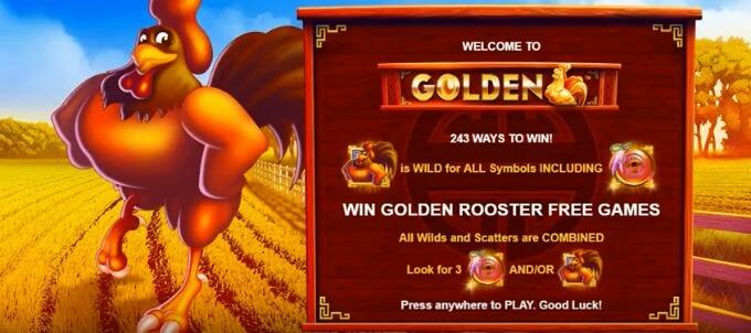 giros gratis golden la gallina de los huevos de oro