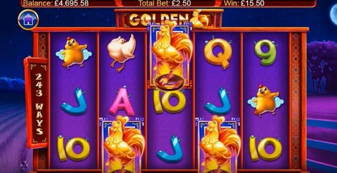 graficos golden tragamonedas gallina de los huevos de oro