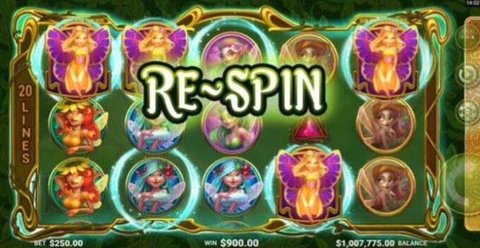 free spins goldwyn fairies