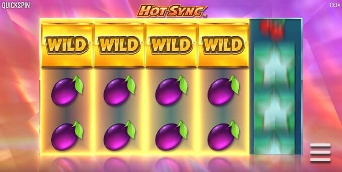 jackpot hot sync