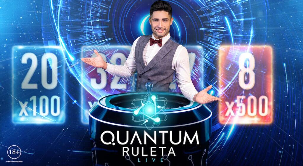 Quantum Ruleta España
