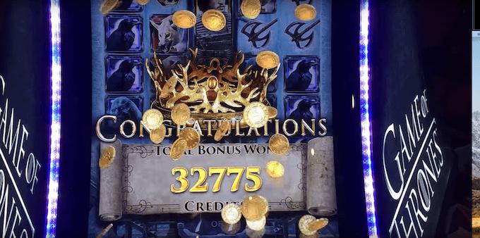 slot juego de tronos