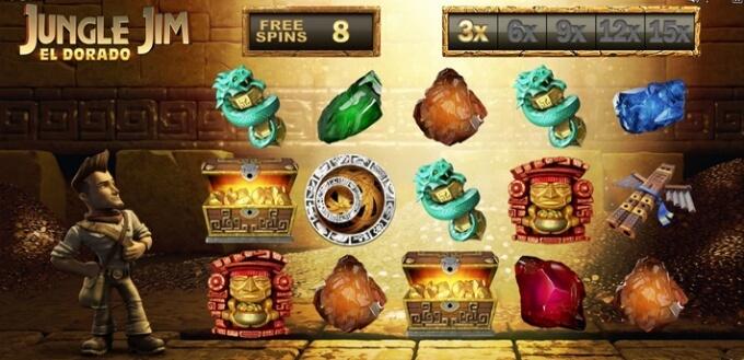 juego slot jungle jim el dorado