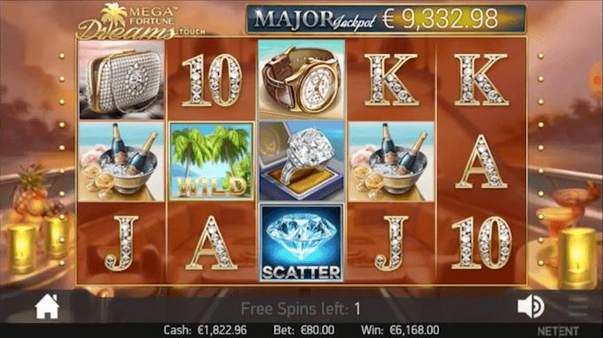 juego slot mega fortune dreams