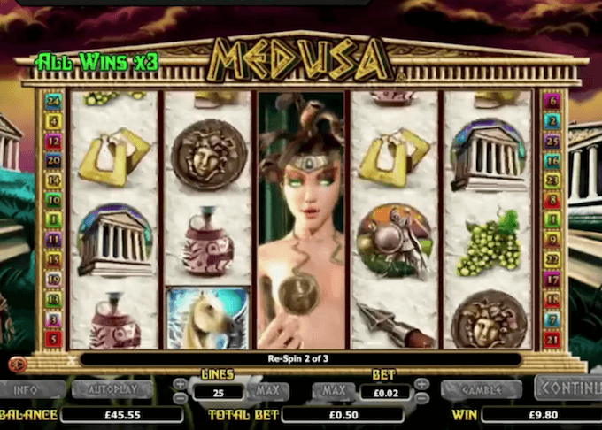reseña nyx juegos slot