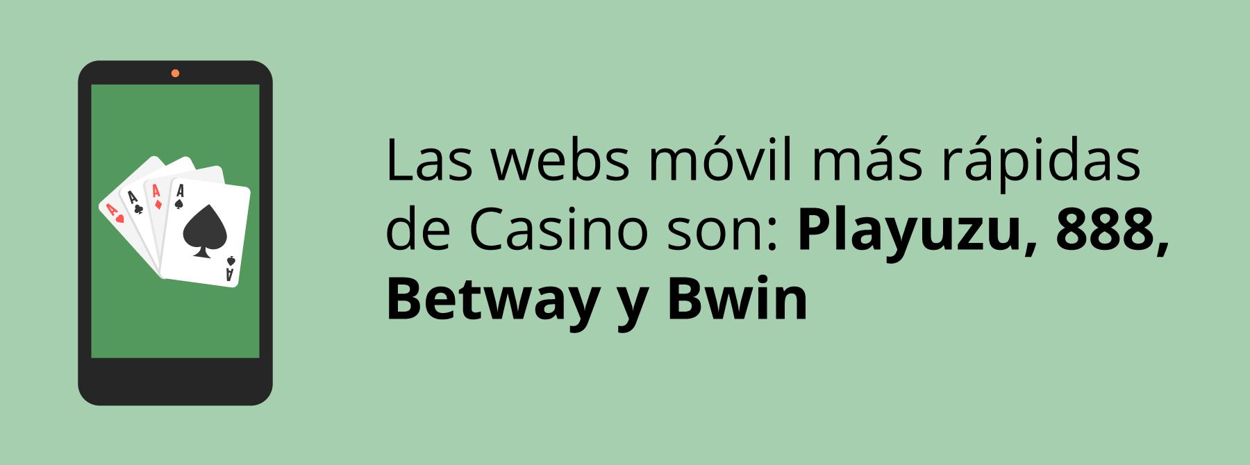Dónde jugar a casino online desde el smartphone