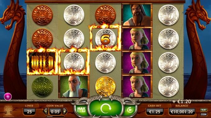 como jugar vikings go wild